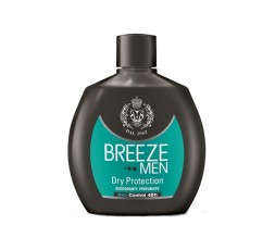 Breeze Men Deo Squezze 100 ml. Dry Protection