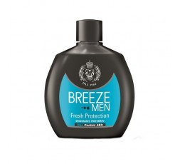 Breeze Men Deo Squezze 100 ml. Fresh Protection