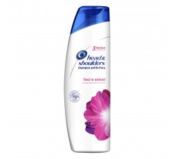 Head & Shoulders Shampoo Lisci e Setosi Antiforfora 250 ml