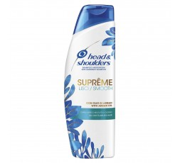 Head & Shoulders Shampoo Supreme Lisci / Smooth Antiforfora 225 ml