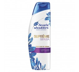 Head & Shoulders Shampoo Supreme Ripara Antiforfora 225 ml