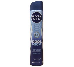 Nivea Men Deo. Spray Cool Kick 200 ml