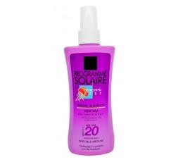 Programme Solaire Crema Viso Protettiva SPF 30  Alta 75 ml