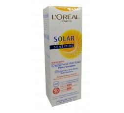 L'oreal Solar Sensitive Crema Viso SPF 50 Alta 75 ml