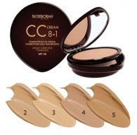 DEBORAh Fondotinta in Crema CC Cream 8in1 N° 02