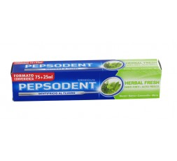 Pepsodent Dentifricio Herbal Fresh 100ml